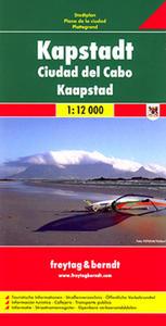 Obrázok Kapské Město 1:12 000