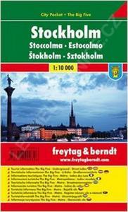 Obrázok Stockholm 1:10 000