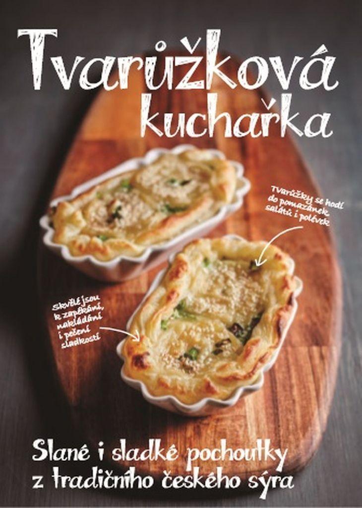 Tvarůžková kuchařka - Kateřina Bednářová