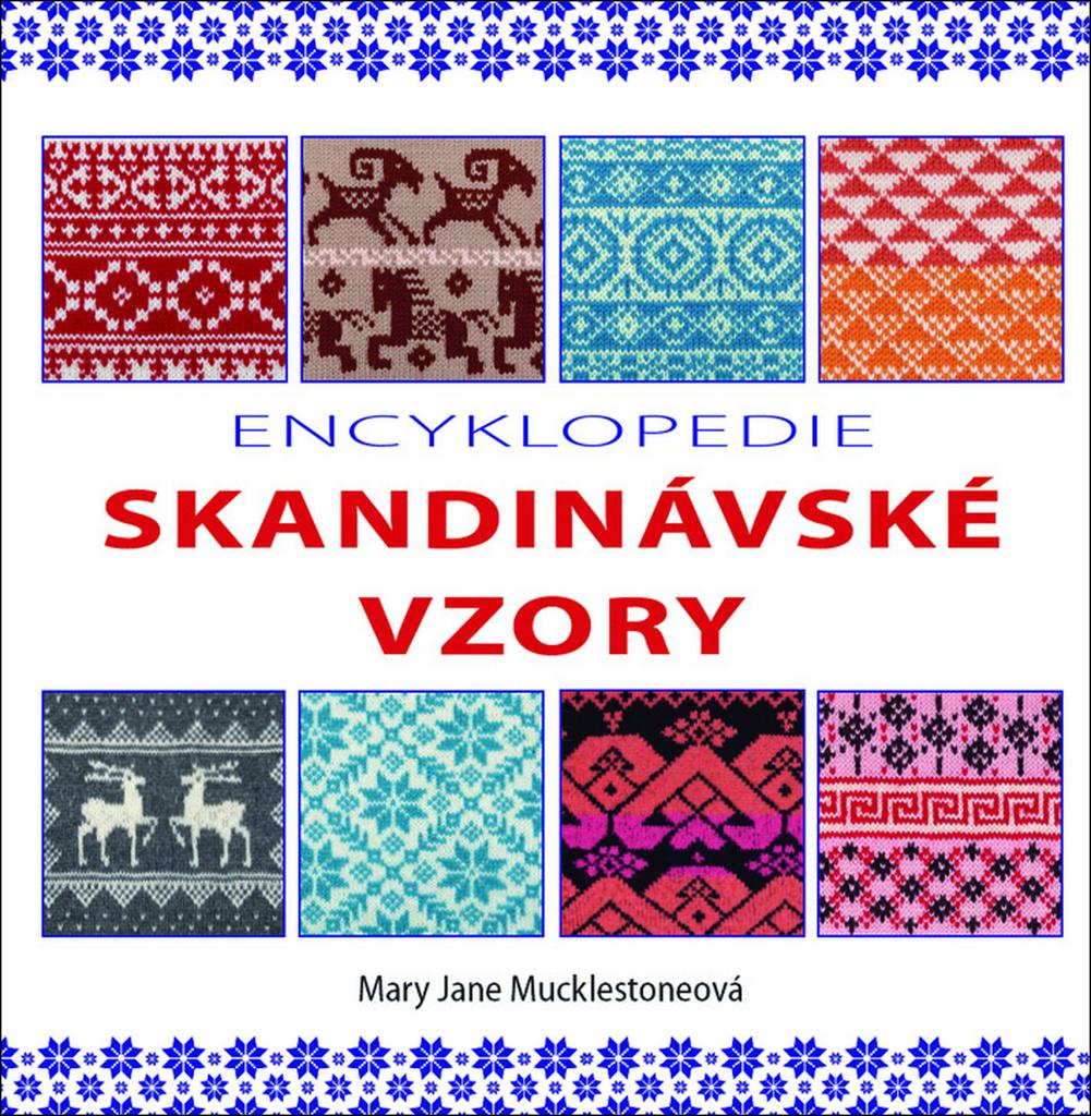 Encyklopedie skandinávské vzory - Mary Jane Mucklestoneová