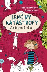 Obrázok Lenčiny katastrofy Všude plno králíků (1.díl)