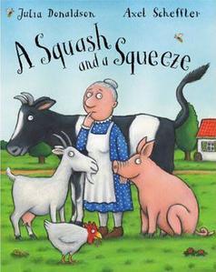 Obrázok A Squash and a Squeeze