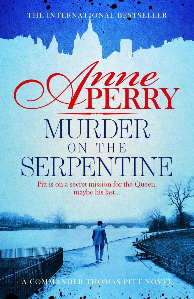 Murder on the Serpentine - Anne Perry