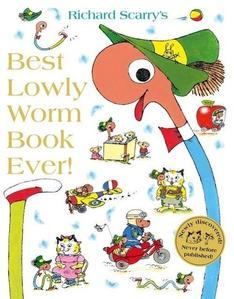 Obrázok Best Lowly Worm Book Ever