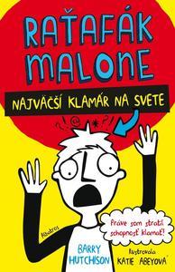 Obrázok Raťafák Malone Najväčší klamár na svete