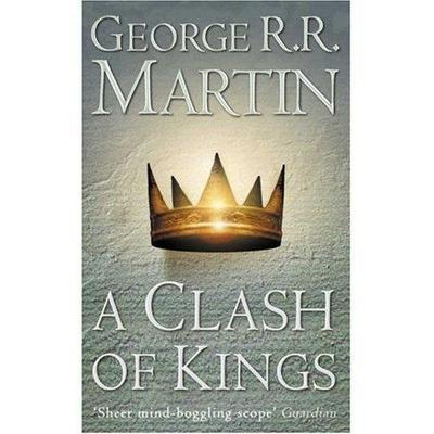 Obrázok A Song of Ice and Fire 02. A Clash of Kings