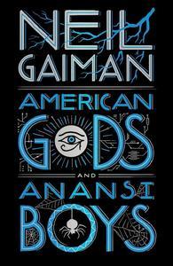 Obrázok American Gods + Anansi Boys Leatherbound Edition