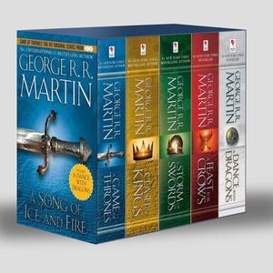 Obrázok Game of Thrones 5-Copy Boxed Set