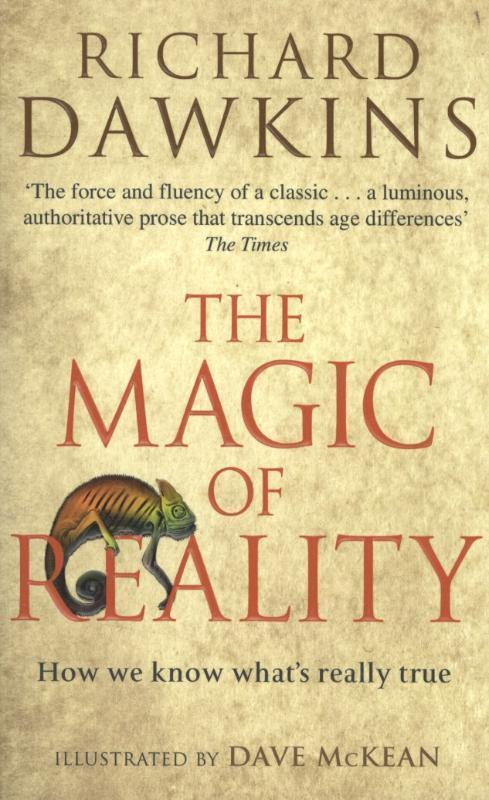 The Magic of Reality - Richard Dawkins, Dave McKean