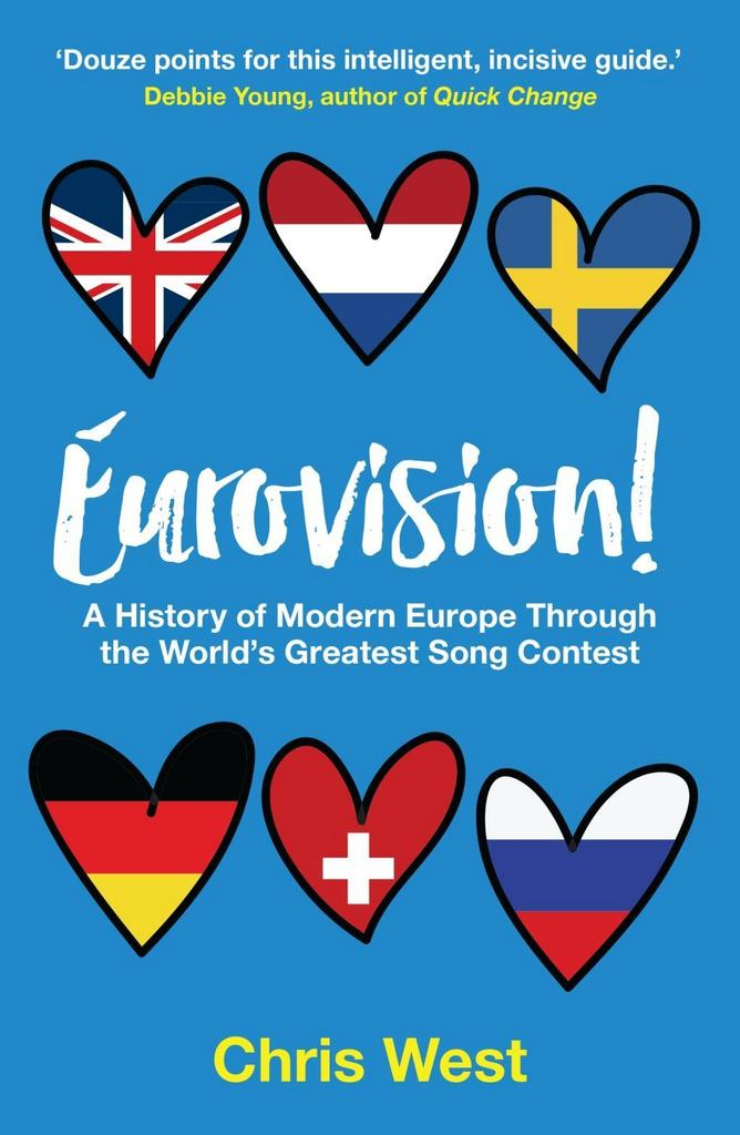 Eurovision! - Chris West