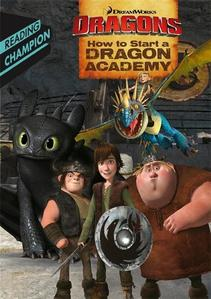 Obrázok How to Train Your Dragon TV: How to Start a Dragon Academy