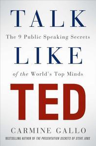Obrázok Talk like TED