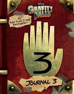 Obrázok Gravity Falls: Journal 3