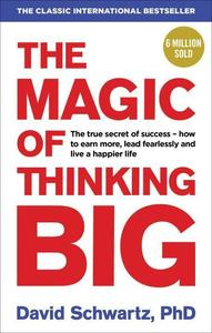 Obrázok The Magic of Thinking Big