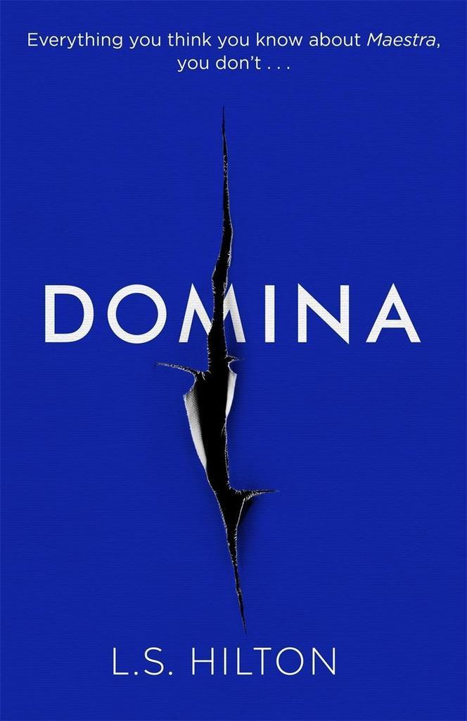Maestra 02. Domina - L. S. Hilton