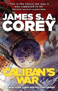 Obrázok The Expanse 02. Caliban's War