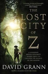 Obrázok The Lost City of Z. Film Tie-In