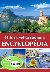 Obrázok Ottova veľká rodinná encyklopédia