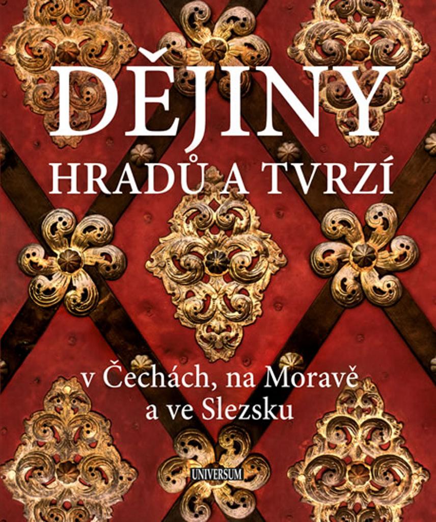 Dějiny hradů a tvrzí - Petr David, Vladimír Soukup