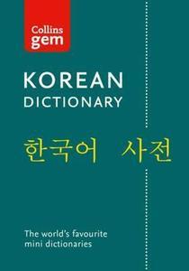 Obrázok Collins Gem English - Korean Dictionary