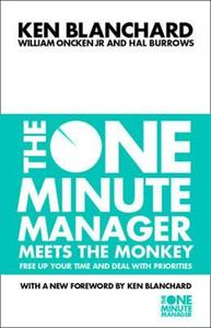Obrázok The One Minute Manager Meets the Monkey