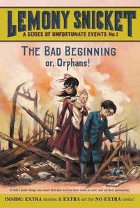Obrázok A Series of Unfortunate Events 01. The Bad Beginning