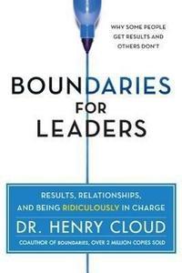 Obrázok Boundaries for Leaders