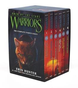 Obrázok Warriors: Omen of the Stars Box Set: Volumes 1-6