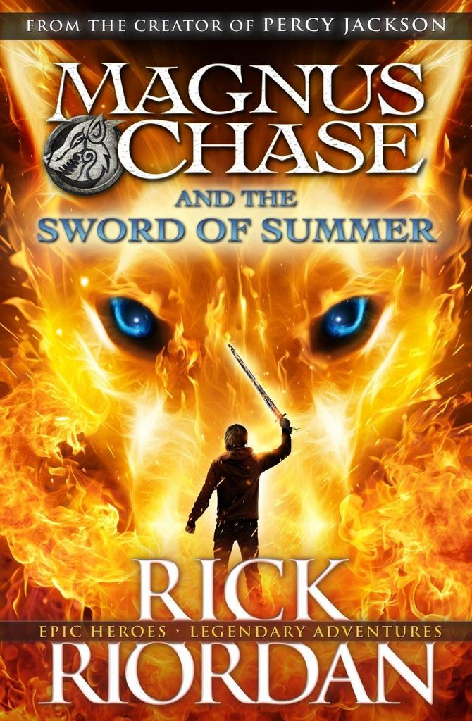 Magnus Chase 01 and the Sword of Summer - Rick Riordan