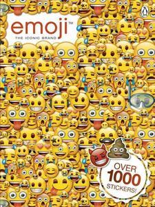 Obrázok Emoji: Official Sticker Book