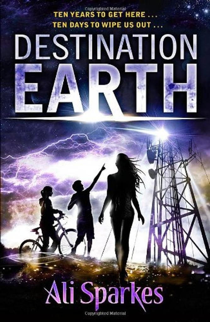 Destination Earth - Ali Sparkes