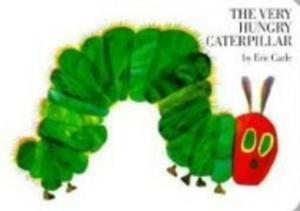 Obrázok The Very Hungry Caterpillar