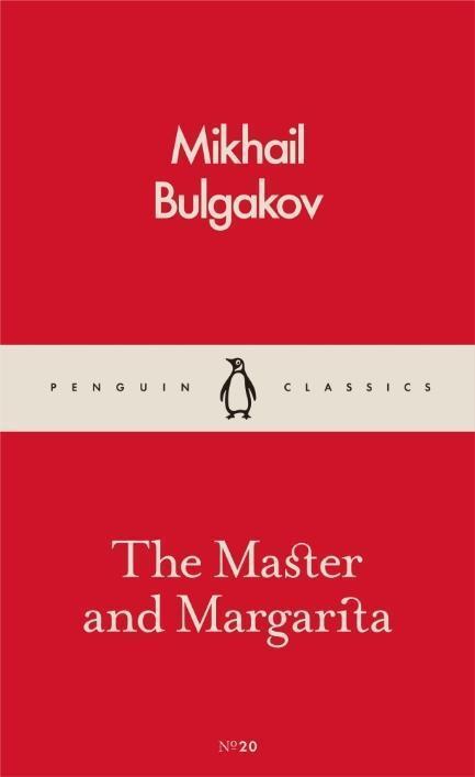 The Master and Margarita - Mikhail Bulgakov, Michail Bulgakow