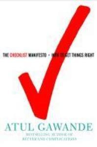 Obrázok The Checklist Manifesto