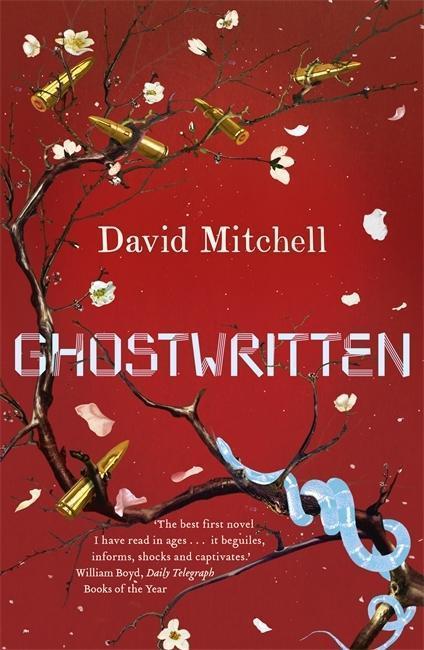Hodder And Stoughton Ltd. Ghostwritten - David Mitchell