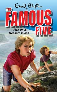 Obrázok The Famous Five 01. Five on a Treasure Island
