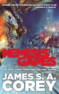 Obrázok The Expanse 05. Nemesis Games