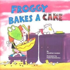 Obrázok Froggy Bakes a Cake