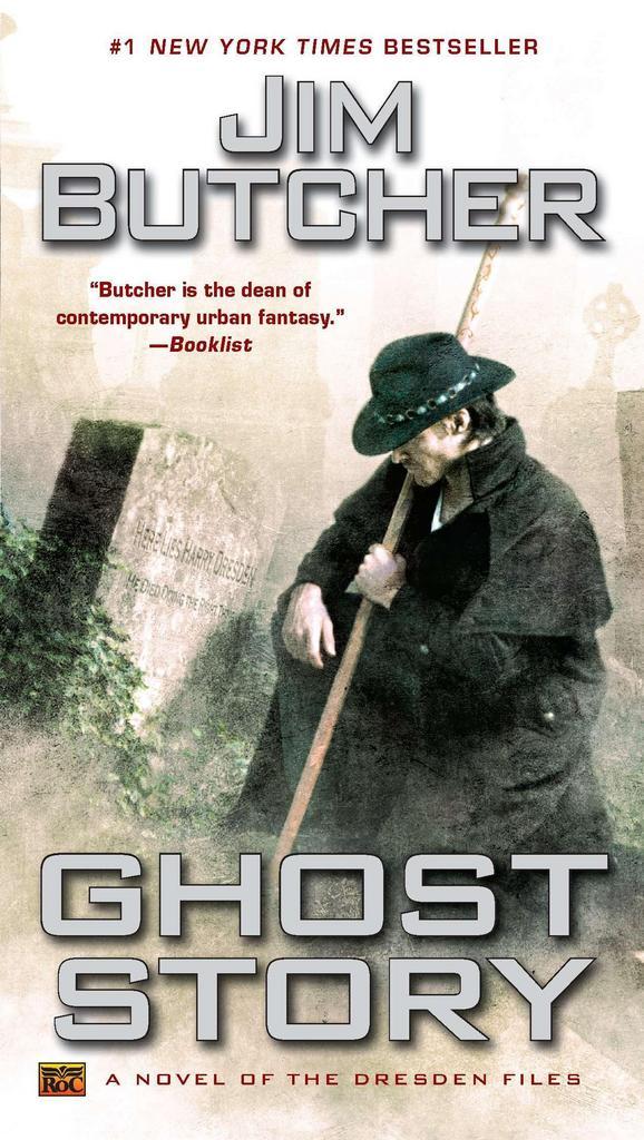 Dresden Files 13. Ghost Story - Jim Butcher