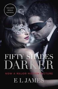 Obrázok Fifty Shades 2.  Darker. Movie Tie-In
