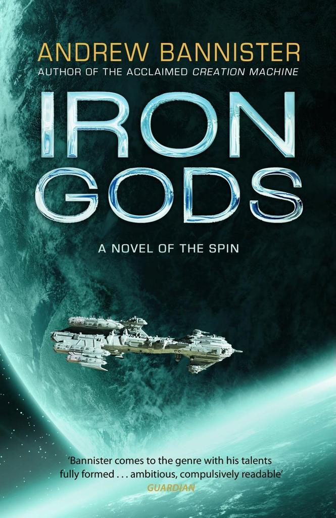 Iron Gods - Andrew Bannister
