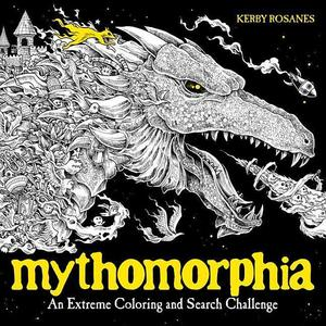 Obrázok Mythomorphia: An Extreme Coloring and Search Challenge
