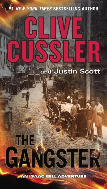 The Gangster - Clive Cussler, Justin Scott