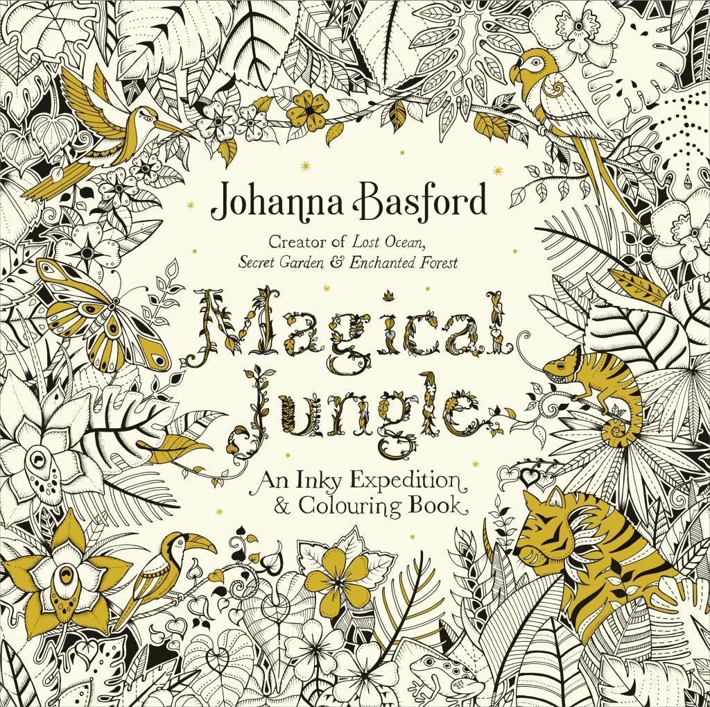 Enchanted Forest Journal Johanna Basford