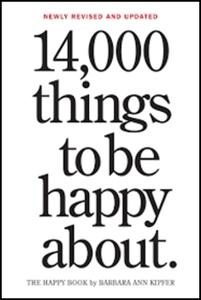 Obrázok 14,000 Things to Be Happy About. 25th Anniversary Edition