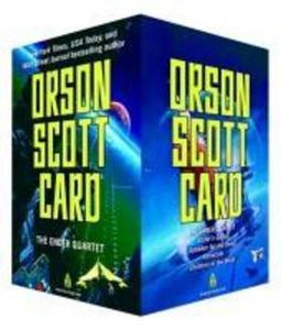 Obrázok The Ender Quartet Boxed Set