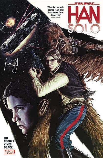Star Wars: Han Solo - Marjorie Liu, Mark Brooks