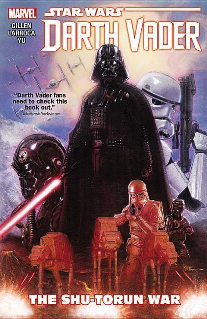 Star Wars: Darth Vader Vol. 3 - Kieron Gillen, Salvador Larroca