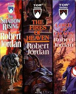 Obrázok The Wheel of Time Set II, Books 4-6