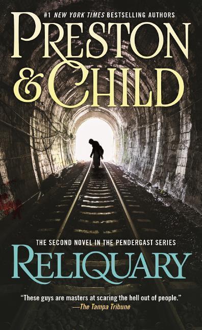 Reliquary - Lincoln Child, Douglas Preston